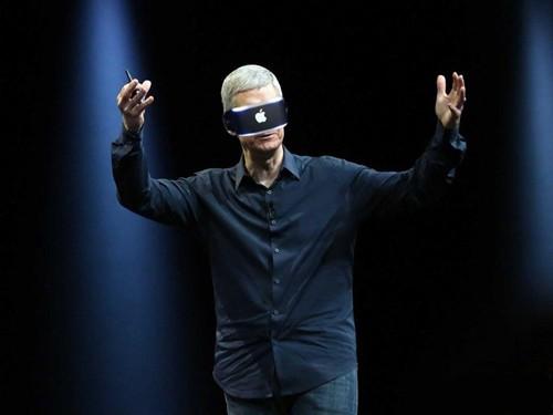 苹果有远见!多年前就已开始秘密研发VR产品